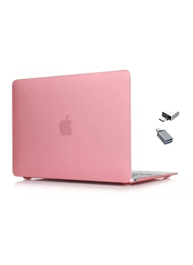 "Mcstorey MacBook Retina A1534 A1931 12"" Kılıf Kapak Koruyucu Hard Incase Mat Somon"